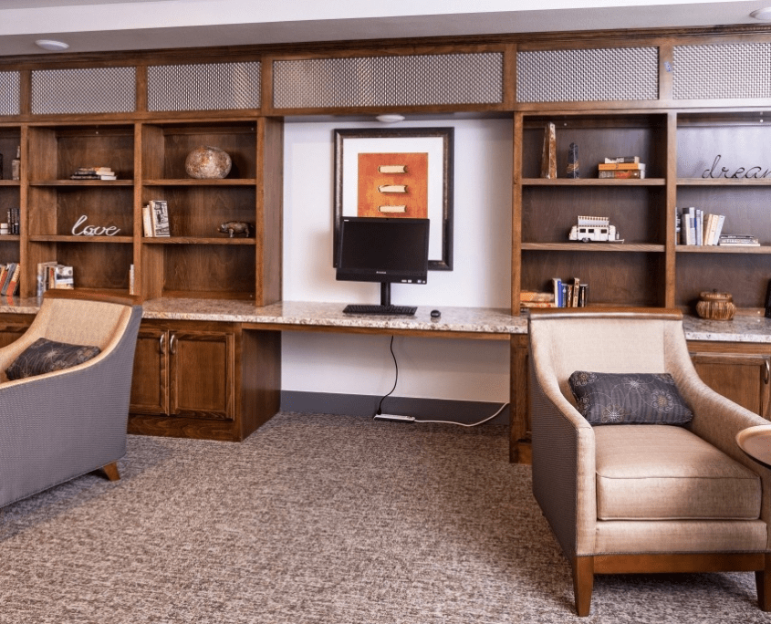 Library/Computer Room
